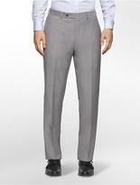 Calvin Klein Body Slim Fit Lightweight Wool Suit Pants