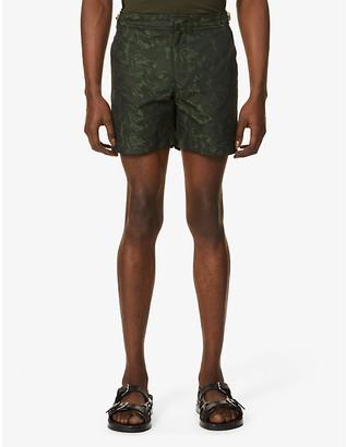 Orlebar Brown Bulldog camo-print swim shorts