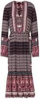 Hale Bob 3/4 length dresses