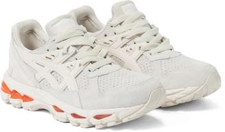 Asics GEL-KAYANO 21 nubuck sneakers