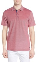 Bugatchi Men's Bird'S Eye Pique Polo