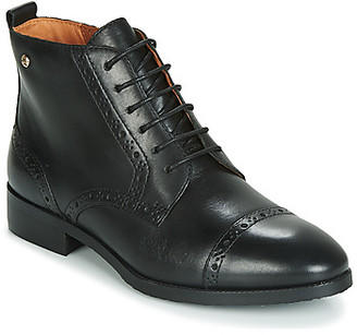 PIKOLINOS ROYAL W4D women's Mid Boots in Black