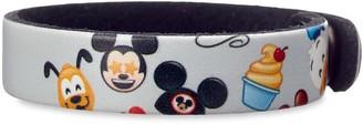 Disney Parks Emoji Leather Bracelet Personalizable