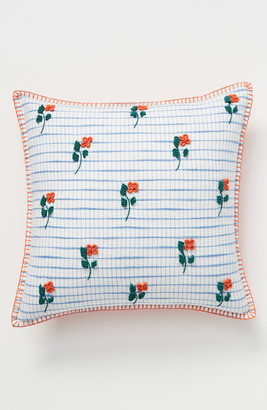Anthropologie Home Crowne Accent Pillow
