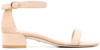 Stuart Weitzman Nudist June sandals