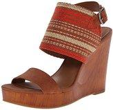 Lucky Brand Lucky Women's Lapaloma Wedge Sandal