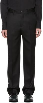 Cobra S.C. Black Wool Calvary Classic Trousers