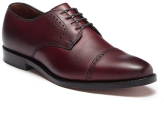 Allen Edmonds Clifton Leather Cap Toe Oxford