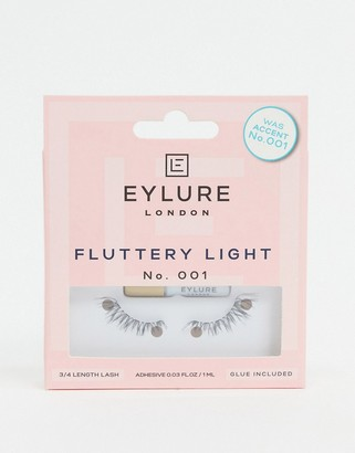 Eylure Lashes Accent 001