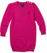 Polo Ralph Lauren Sweater Dress (2-7 Years)