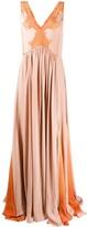 Jonathan Simkhai lace-trim pleated dress