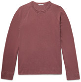 James Perse - Loopback Supima Cotton-jersey Sweatshirt