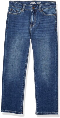 Amazon Essentials Kids Boys Stretch Straight-Fit Jeans