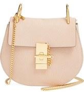 Chloé 'Mini Drew' Leather Shoulder Bag