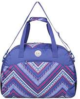 Roxy Womens Too Far Canvas and Beach Tote Bag Combo Chambray