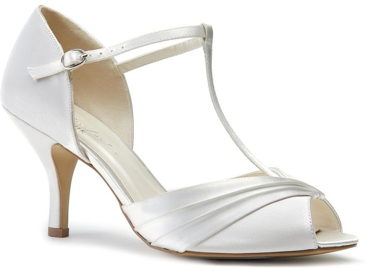 Low Heel Evening Shoes The World