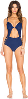 6 Shore Road Maitai One Piece Swimsuit