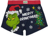 George Dr. Seuss The Grinch Christmas Trunks