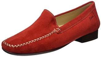 Sioux Women's Campina Mocassins red Size: