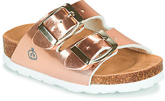 Citrouille et Compagnie MISTINGUETTE girls's Mules / Casual Shoes in Pink
