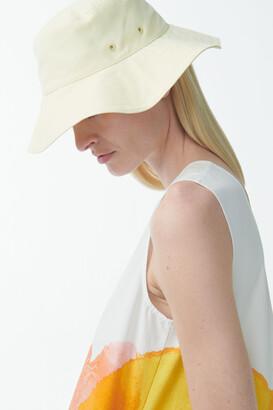 Cos Cotton Mix Bucket Hat