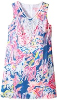 Lilly Pulitzer Mini Gabby Shift Girl's Dress