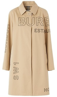 Burberry Antonia Cotton Jacket