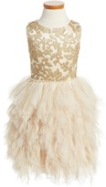 Biscotti Girl's Royal Treatment Tulle Dress