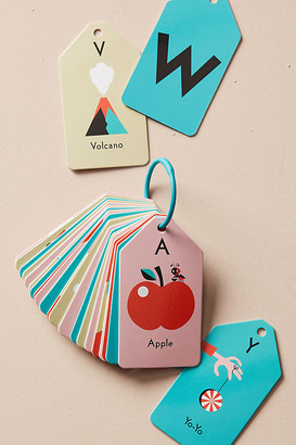 Anthropologie First Vocabulary Stroller Cards By in Green Size ALL