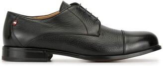 Bally Low Heel Derby Shoes