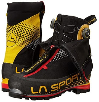 La Sportiva G2 SM (Black/Yellow) Boots
