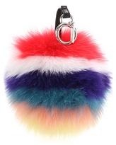 Fendi Fox fur charm