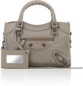 Balenciaga Women's Classic Mini City Bag-TAN