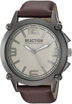 Kenneth Cole Reaction Men's 10030947 Sport Analog Display Japanese Quartz Brown Watch