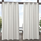 Exclusive Home 2-pack Aztec Indoor/Outdoor Window Curtains