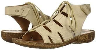 Josef Seibel Rosalie 39 (Creme) Women's Sandals