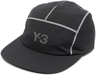 Y-3 X Adidas Reflective-Panel Cap