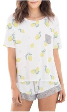 Honeydew Printed Lounge Pajama Set