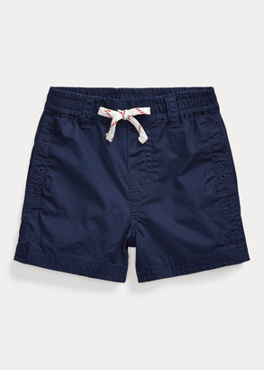 Ralph Lauren Cotton Twill Pull-On Short