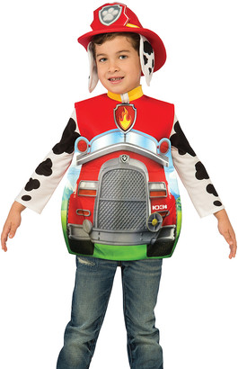 Rubie's Costume Co Rubie's Boys' Costume Outfits 000 - PAW Patrol Red Marshall Candy Cat Costume - Toddler & Boys