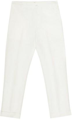 Bonpoint Emile linen and cotton pants