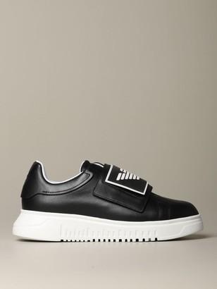 Emporio Armani Shoes Men
