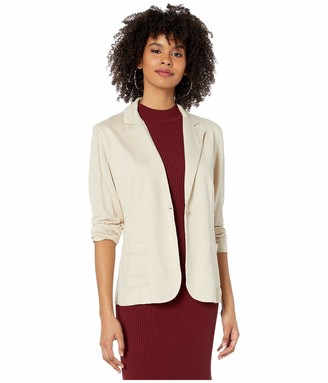 Majestic Filatures One-Button Blazer