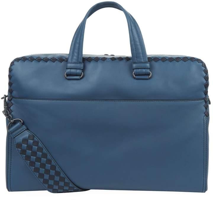Bottega Veneta Intrecciato Briefcase