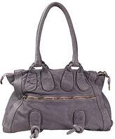 Knotted Shoulder Bag