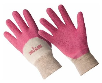 HANDS ONTM CD9655-M/L, Ladies Premium Latex Pro Glove - Honeysuckle