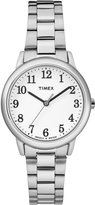 Timex Women's TW2R23700 Easy Reader Stainless Steel Bracelet Watch