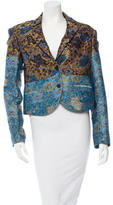 Creatures of the Wind Jacquard Jacket w/ Tags