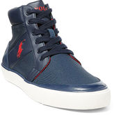 Polo Ralph Lauren Isaak Mesh High-Top Sneaker