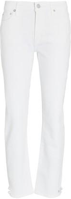 AGOLDE Toni Straight-Leg Jeans